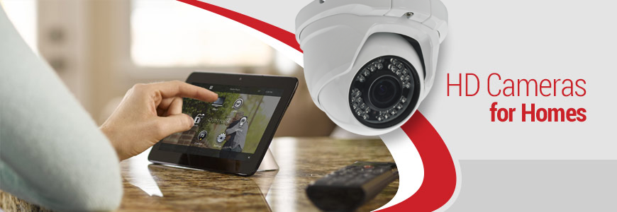 HD Cameras for Homes in Houston, Katy, and Spring, TX