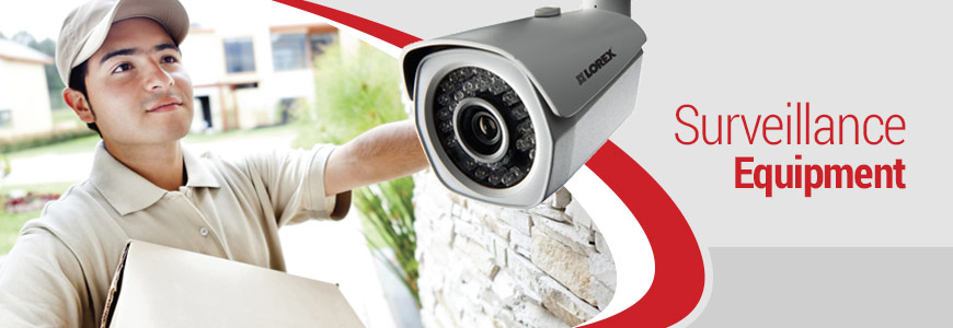 IP Cameras/Surveillance Equipment and Services for Homes in Houston, Katy, and Spring, TX