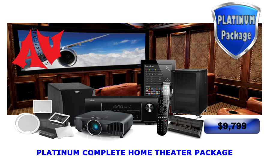 Platinum Theater Package